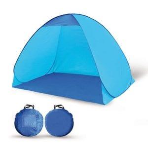 אוהל עם צלונית ל-4 אנשים