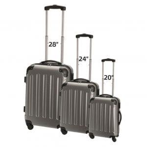 מזוודות ותיקי טרולי