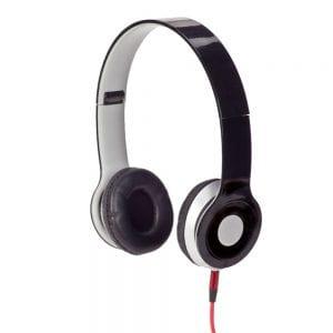 אוזניות שחורות