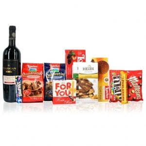 טעימה חגיגית - מארז טריפל שוקולד