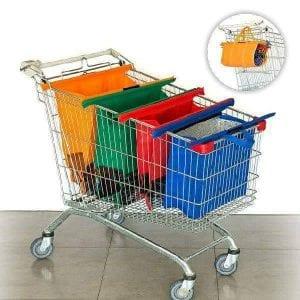תיקי קניות ואלבד