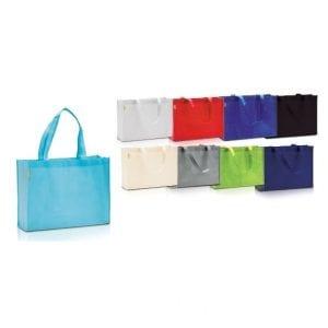 תיק אלבד רחב לכנסים ותערוכות וקניות